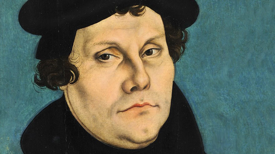 Martin Luther (painting)
