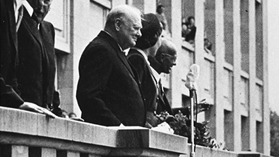Churchill at the UZH