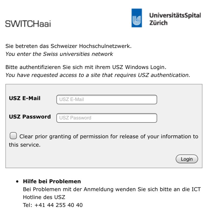 FAQ: Zugang von ausserhalb zu den E-Ressourcen der UZH