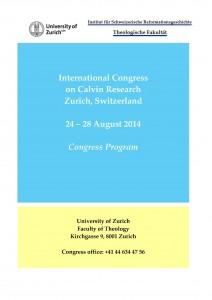 ICCR 2014 Program