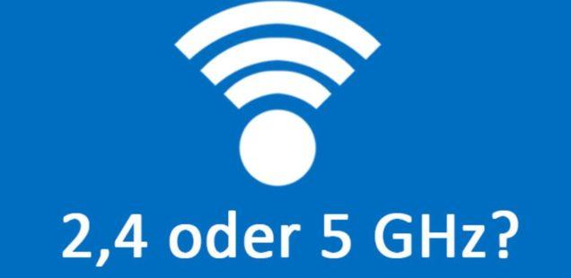 Neue SSID im 5GHz-Frequeznbereich