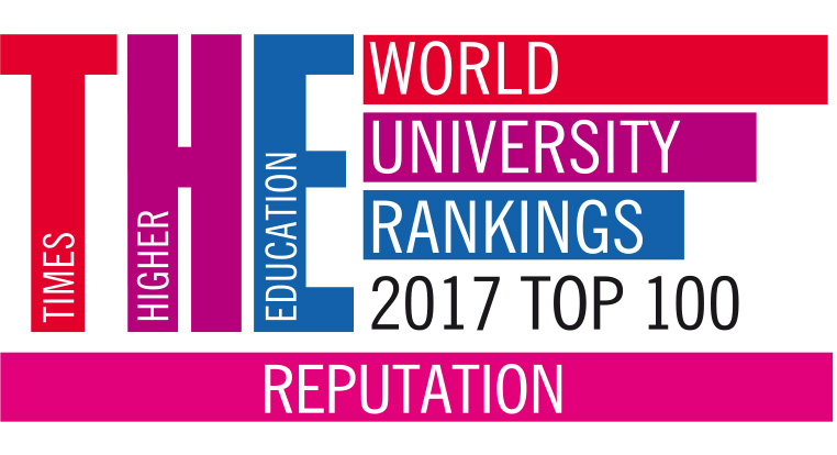 THE World Reputation Rankings 2017
