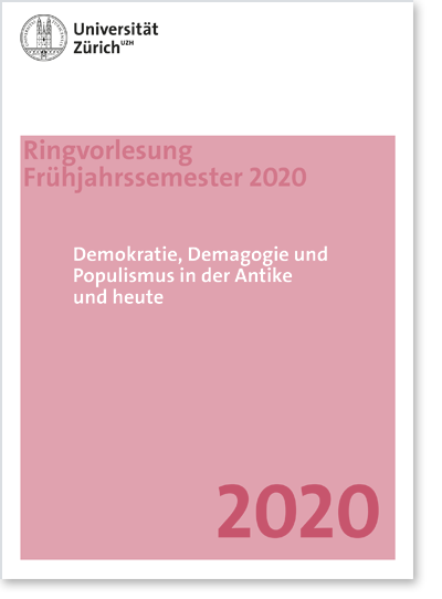 Cover Programm-Flyer