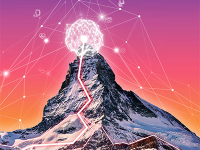 Digital Matterhorn (Graphic)