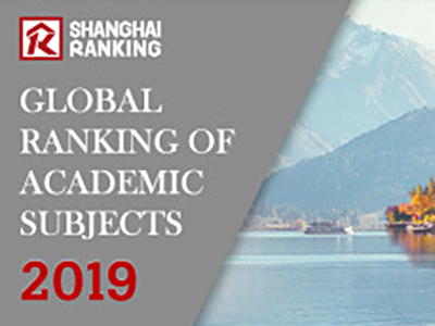 Global Ranking of Academic Subjects 2019