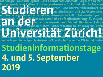 UZH - University of Zurich