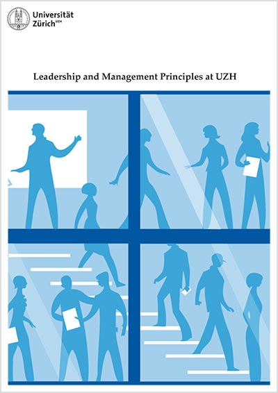 Leadership and Management Principles at UZH (Cover)