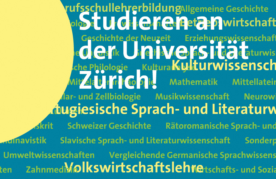 Bachelor information days on 8 and 9 September