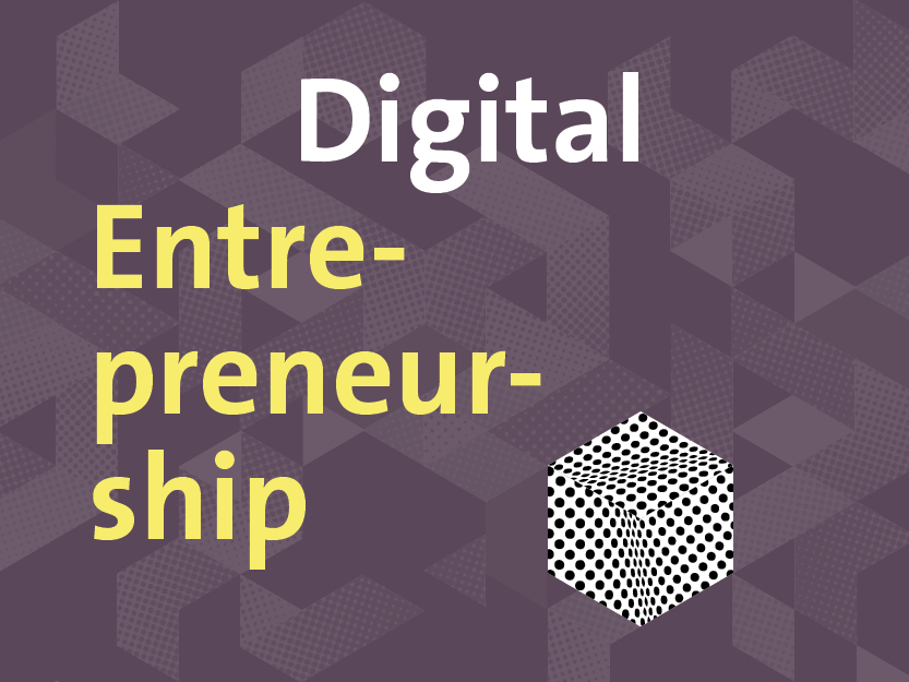 Logo Digital Entrepreneurship