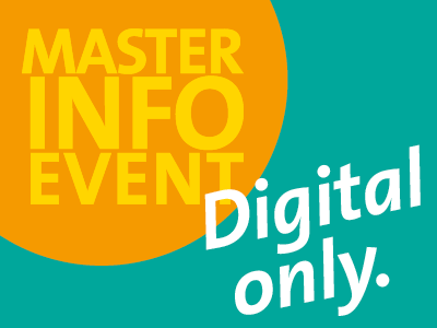 Master Info Event – Digital only.