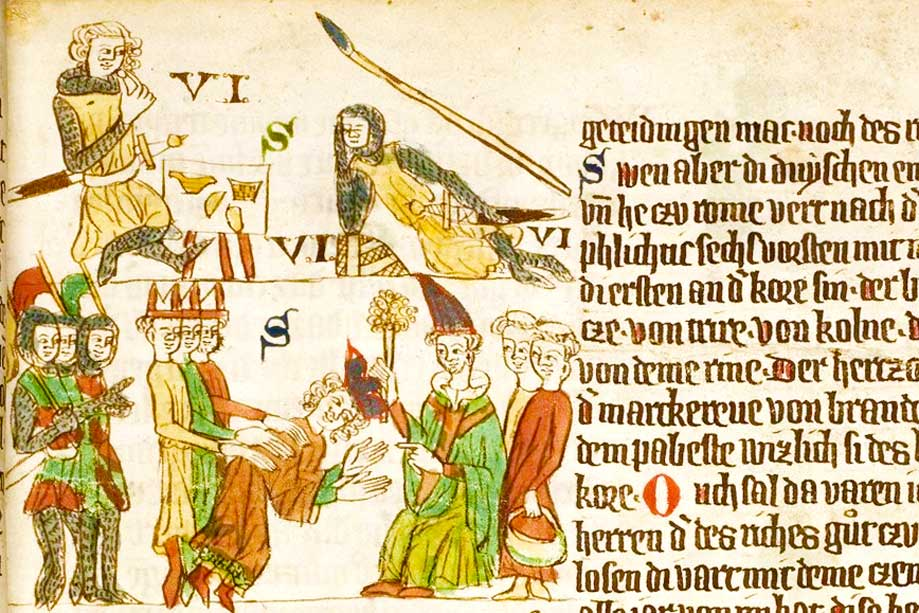 Law and Society in the Middle Ages