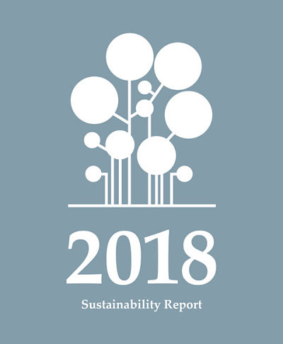 Sustainability Report 2018 (Cover)