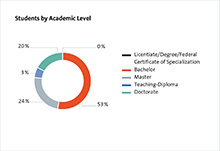 Students by Academic Level