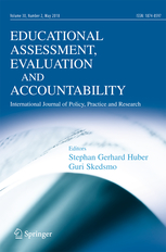 Educational Assessment, Evaluation and Accountability.