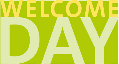 Welcome Day 2015