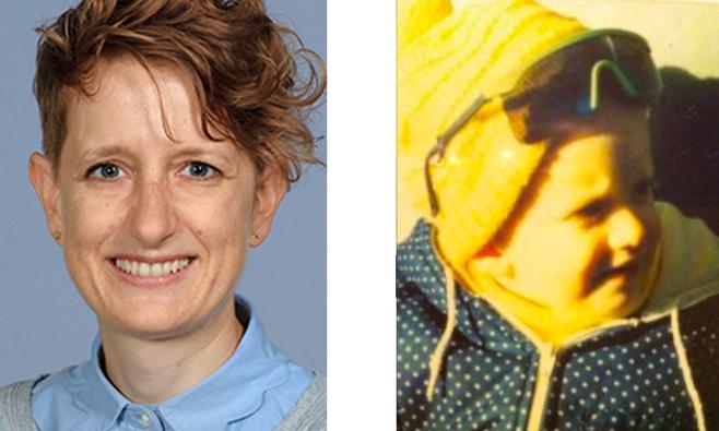 Doktorandin Stephanie Wermelinger